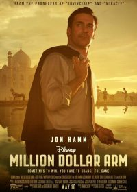 Million Dollar Arm 2014 Movie Download In Hindi Dubbed 720p 300MB 1
