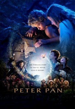 Peter Pan (2003) Dual Audio Movie Free Download 1080p 250MB