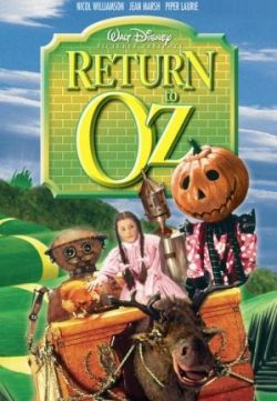 Return to Oz (1985) Movie In Hindi Dubbed Download HD 720p 350MB