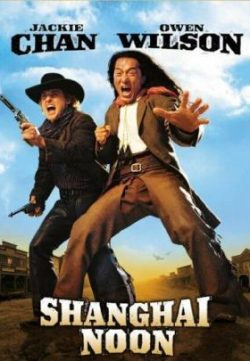 Shanghai Noon (2000) Dual Audio Movie Free Download 480P 300MB
