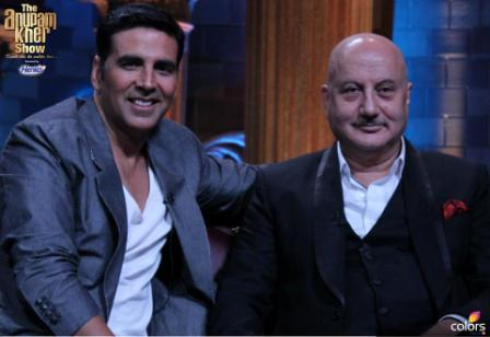 The Anupam Kher Show 21st September (2014)