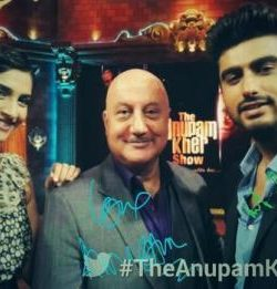 The Anupam Kher Show 31st August (2014) HD 720P 200MB Free Download