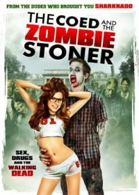 The Coed and the Zombie Stoner (2014) English Movie Free Download 720P Free Download 5