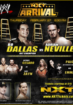 WWE NXT 4th September 2014 Free Download HD 720p