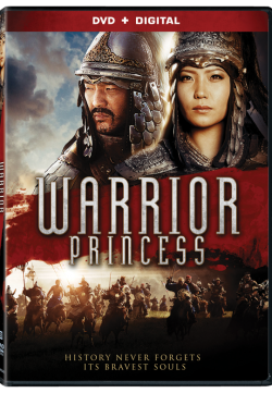 Warrior Princess (2014) DVDRip Full Movie Watch Online 720p