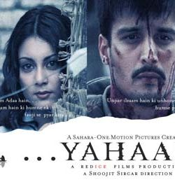 Yahaan (2005) Hindi Movie Free Download 720p 300MB