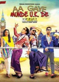 Aa Gaye Munde U.K. De (2014) Punjabi Movie 720p 200MB Download 1