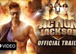 Action Jackson (2014) Hindi Movie Official Trailer 720p Download