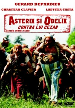 Asterix and Obelix vs. Caesar (1999) Hindi Dubbed Movie Free Download 720p 200MB