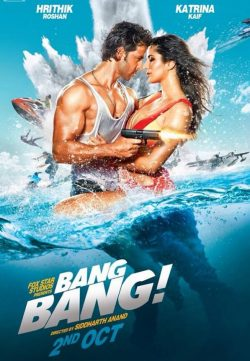 Bang Bang 2014 Full Hindi Movie Free Download In HD 720p 700MB