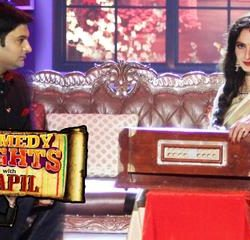 Comedy Nights With Kapil 12th October (2014) HDTV 480P 175MB Free Download
