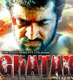 Ghatak Returns (2002) Hindi Dubbed Movie Download In HD 480p 300MB