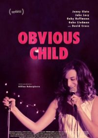 Obvious Child (2014) English Movie Free Download In HD 480p 300MB 1
