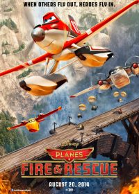 Planes Fire & Rescue 2014 English Movie Free Download In 480p 200MB 1