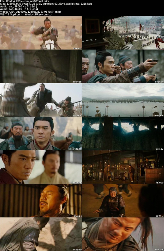 red cliff english dubbed watch online
