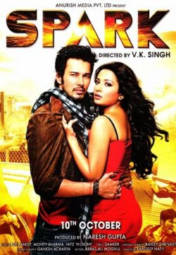 Spark (2014) Hindi Movie Free Download In HD 480p 250MB