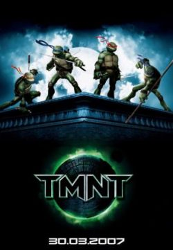 TMNT (2007) Dual Audio Movie Free Download 480p 300MB