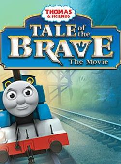 Thomas & Friends: Tale of the Brave (2014) English Movie Free Download 300MB