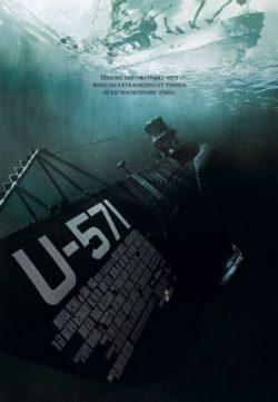 U-571 (2000) Dual Audio Movie Free Download 480p 250MB