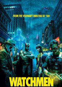 Watchmen (2009) Hindi Dubbed Movie Free Download 720p 150MB 1