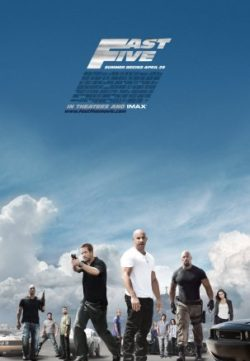 Fast Five (2011) Hindi Dubbed Download HD 480p 200MB