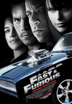 Fast & Furious (2009) Dual Audio HD 720p 250MB Free Download