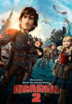 How to Train Your Dragon 2 (2014) Hindi Dubbed Download 480p 150MB