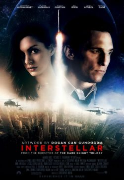 Interstellar 2014 Full Movie Free Download In HD 480p 250MB