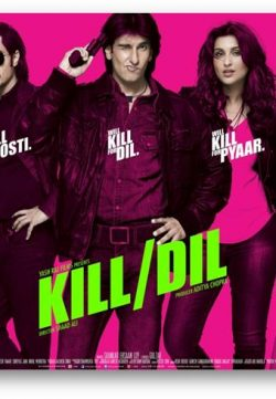 Kill Dil (2014) Hindi Movie Free Download HD 480p 400MB