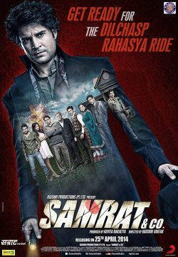 Samrat & Co. (2014) Hindi Movie Free Download HD 480p 150MB