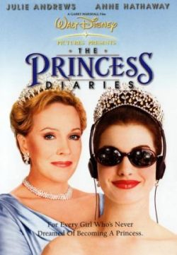 The Princess Diaries (2001) Dual Audio Download HD 480p 400MB