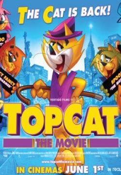 Top Cat (2011) Hindi Dubbed Movie Free Download HD 480p 200MB