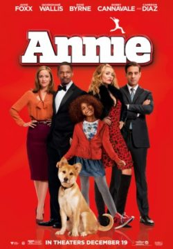 Annie (2014) Download English Movie HD 480p 150MB