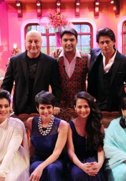 Comedy Nights With Kapil 14th December (2014) Download 480p 150MB