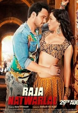 Raja Natwarlal (2014) Hindi Movie Free Download In HD 480p 250MB