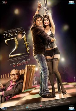Table No. 21 (2013) Videos Songs HD 720P Download