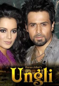 Ungli (2014) Hindi Movie Free Download HD 480p 250MB