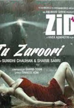 Zid (2014) Hindi Movie Download In HD 480p 300MB