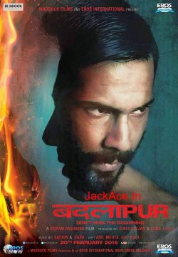 Badlapur (2015) Hindi Movie Mp3 Songs Free Download