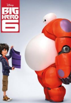 Big Hero 6 (2014) 200MB Free Download HD 480p in English
