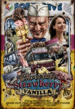 Chocolate Strawberry Vanilla (2013) 480p 250MB Free Download