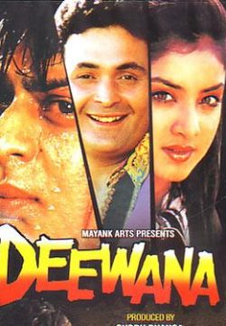 Deewana (1992) Hindi Songs Full Audio Album Download