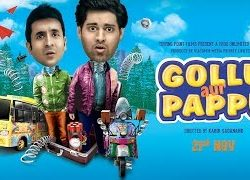 Gollu aur Pappu (2014) Hindi Movie Download 200MB 480P