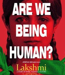 Lakshmi (2014) Hindi Movie 400MB Free Download 480p
