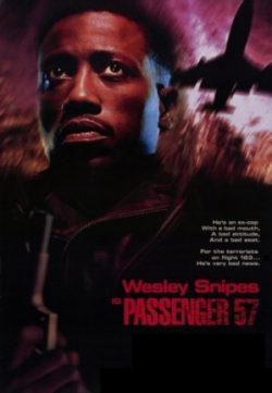 Passenger 57 (1992) Hindi Dubbed Download 150MB 480p