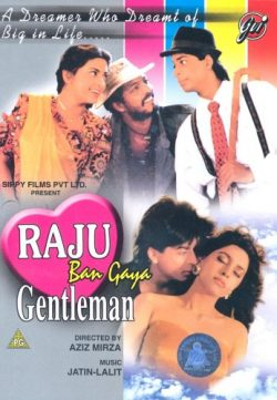 Raju Ban Gaya Gentleman (1992) Hindi Movie 400MB Download HD 480p