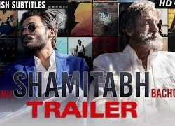 Shamitabh (2015) Hindi Movie Official Trailer 480p Download