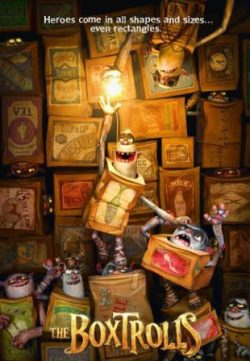 The Boxtrolls (2014) Dual Audio Download 350MB 480p