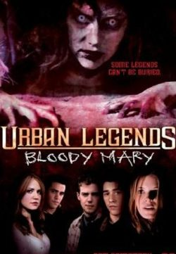 Urban Legends: Bloody Mary (2005) Hindi Dubbed Download 480p 200MB