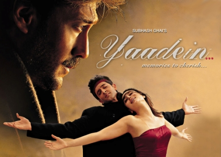 Yaadein (2001) Hindi Movie